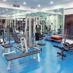 J5 Rimal Hotel Apartments фитнесс-зал фото 2