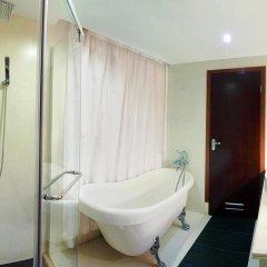 Paco Hotel Guangzhou Gangding Metro Branch ванная
