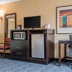 Отель Quality Inn & Suites Mall of America - MSP Airport США, Блумингтон - отзывы, цены и фото номеров - забронировать отель Quality Inn & Suites Mall of America - MSP Airport онлайн фото 2