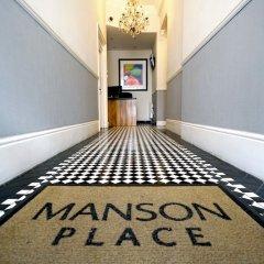 Отель Manson Place интерьер отеля фото 2