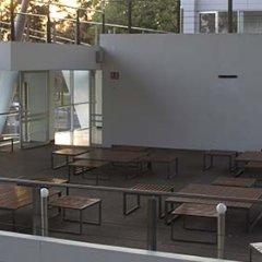Отель Sport Aristos Boutique Мехико балкон