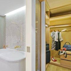 Отель Hôtel Vernet Франция, Париж - 3 отзыва об отеле, цены и фото номеров - забронировать отель Hôtel Vernet онлайн ванная фото 2
