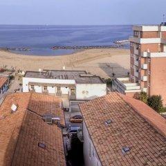 Отель Harmony Римини пляж фото 3