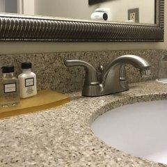 Отель Kellogg Conference Hotel at Gallaudet University США, Вашингтон - отзывы, цены и фото номеров - забронировать отель Kellogg Conference Hotel at Gallaudet University онлайн ванная
