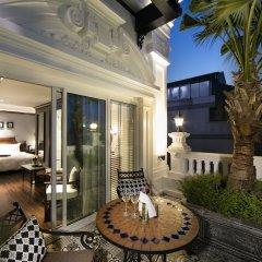 Отель Hanoi La Siesta Central Hotel & Spa Вьетнам, Ханой - отзывы, цены и фото номеров - забронировать отель Hanoi La Siesta Central Hotel & Spa онлайн балкон