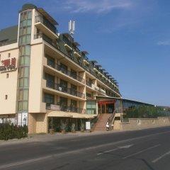 Отель Julia Свети Влас вид на фасад