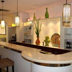 Hotel Glockengasse гостиничный бар