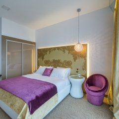 Гостиница Panorama De Luxe 5* Стандартный номер разные типы кроватей фото 10