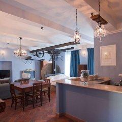 Отель Relais Villa Belvedere гостиничный бар