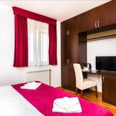 Отель Aqua Breeze Черногория, Будва - отзывы, цены и фото номеров - забронировать отель Aqua Breeze онлайн комната для гостей фото 5