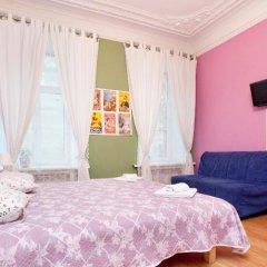 Апартаменты Italian Rooms and Apartments Pio on Mokhovaya 39 Стандартный номер с двуспальной кроватью фото 12