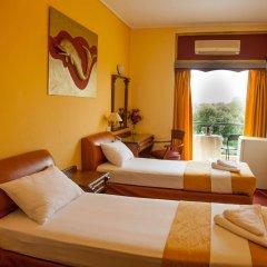 Отель Galini Palace комната для гостей фото 2