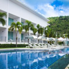 Отель The Palmery Resort and Spa Таиланд, Пхукет - 2 отзыва об отеле, цены и фото номеров - забронировать отель The Palmery Resort and Spa онлайн бассейн фото 2