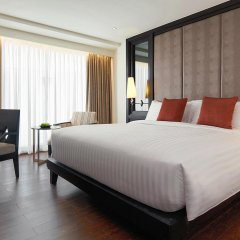 Mövenpick Hotel Sukhumvit 15 Bangkok комната для гостей фото 2