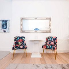 Отель Unique Period Apartment in Kensington Великобритания, Лондон - отзывы, цены и фото номеров - забронировать отель Unique Period Apartment in Kensington онлайн фото 2