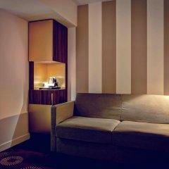 Отель Mercure Lyon Centre Plaza République комната для гостей