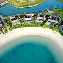 Отель Six Senses Fiji пляж