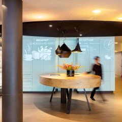 Отель Ibis Amsterdam City Stopera Нидерланды, Амстердам - отзывы, цены и фото номеров - забронировать отель Ibis Amsterdam City Stopera онлайн питание фото 3