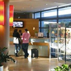 Отель Exe Madrid Norte интерьер отеля фото 4