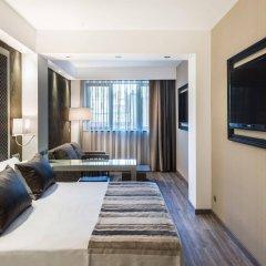 Отель Catalonia Square Испания, Барселона - 4 отзыва об отеле, цены и фото номеров - забронировать отель Catalonia Square онлайн комната для гостей фото 5