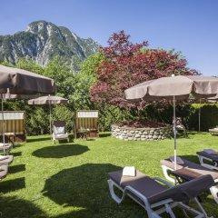 Hotel Sonnalp бассейн