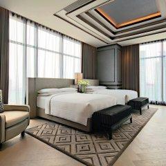 Отель Bangkok Marriott Marquis Queen's Park комната для гостей фото 4