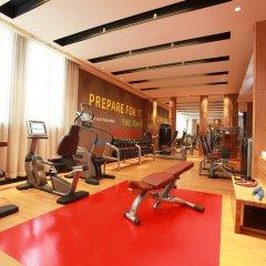 Гостиница Шератон Палас Москва фитнесс-зал фото 2