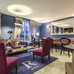 L'Hotel Royal Saint Germain Париж интерьер отеля фото 3