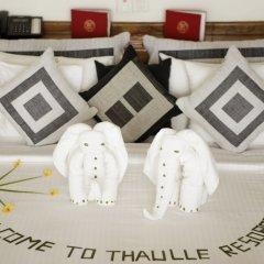 Отель Thaulle Resort интерьер отеля фото 2