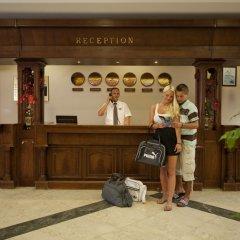 Grand Seker Hotel Турция, Сиде - 1 отзыв об отеле, цены и фото номеров - забронировать отель Grand Seker Hotel - All Inclusive онлайн с домашними животными