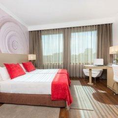 TRYP Lisboa Oriente Hotel комната для гостей фото 2