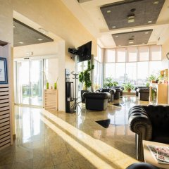 Отель Euro Garni Hotel Сербия, Белград - отзывы, цены и фото номеров - забронировать отель Euro Garni Hotel онлайн интерьер отеля