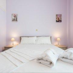 Апартаменты Comfy Apartment in Acropolis Area комната для гостей фото 4