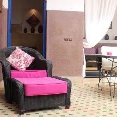 Отель Riad Dar Sheba Марокко, Марракеш - отзывы, цены и фото номеров - забронировать отель Riad Dar Sheba онлайн комната для гостей фото 3