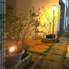 Апартаменты Umi No Mieru Apartment Центр Окинавы вид на фасад