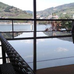Hotel Folgosa Douro Армамар бассейн