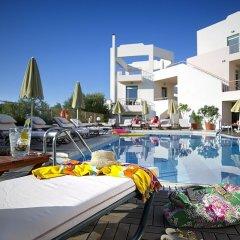 Отель Bella Vista Apartments Греция, Херсониссос - отзывы, цены и фото номеров - забронировать отель Bella Vista Apartments онлайн фото 11
