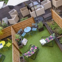 Отель Beau Rivage Франция, Ницца - 3 отзыва об отеле, цены и фото номеров - забронировать отель Beau Rivage онлайн