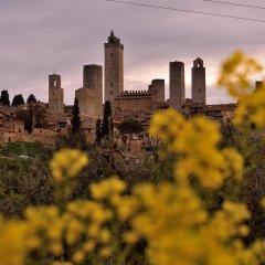 Отель Leon Bianco Италия, Сан-Джиминьяно - отзывы, цены и фото номеров - забронировать отель Leon Bianco онлайн фото 2