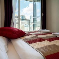 Отель Platinum Towers Польша, Варшава - отзывы, цены и фото номеров - забронировать отель Platinum Towers онлайн спа