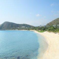 Отель Mandarin Oriental Sanya Санья пляж