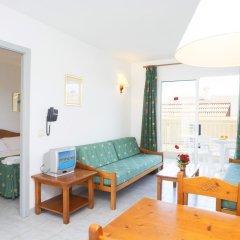 Отель Apartamentos HSM Calas Park - All Inclusive комната для гостей фото 3