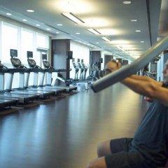 Отель Oryx Rotana фитнесс-зал
