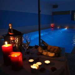 Hotel Cristina Рокка-Сан-Джованни бассейн