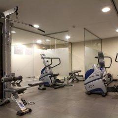 Отель Eurohotel Barcelona Gran Via Fira фитнесс-зал фото 3