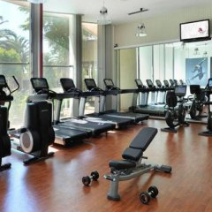 Lisbon Marriott Hotel фитнесс-зал фото 3