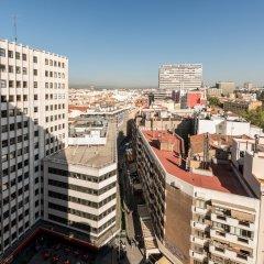 Отель Palacio de Líria City Center Мадрид городской автобус