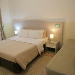 Отель Biancoreroma B&B комната для гостей