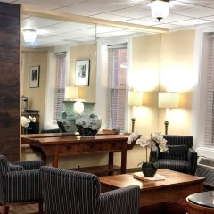 Отель District Hotel США, Вашингтон - 1 отзыв об отеле, цены и фото номеров - забронировать отель District Hotel онлайн интерьер отеля фото 3
