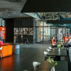 Отель Dorpat Hotel Эстония, Тарту - отзывы, цены и фото номеров - забронировать отель Dorpat Hotel онлайн интерьер отеля